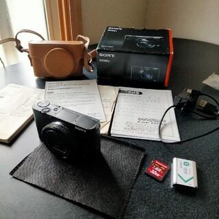 SONY Cyber−Shot RX DSC-RX100M5