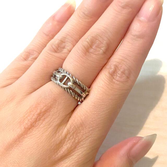 STAR JEWELRY(スタージュエリー)のスタージュエリー シルバーリング #12 レディースのアクセサリー(リング(指輪))の商品写真