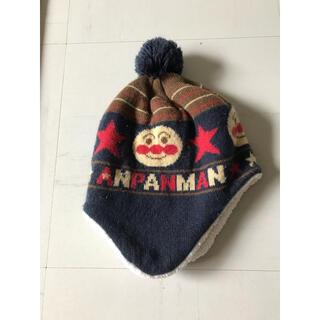 アンパンマン(アンパンマン)のアンパンマン ニット帽 ニット帽子 キッズ46~48センチ ニットキャップ (帽子)