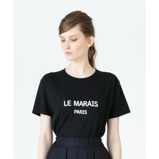 IENA - allureville MARIS PARIS ロゴT