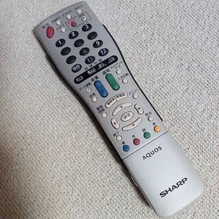 SHARP - SHARP AQUOS テレビリモコン661
