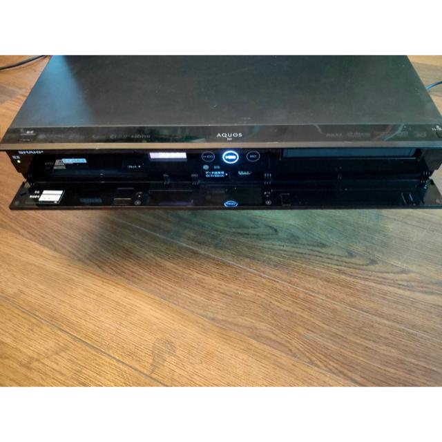 SHARP(シャープ)のSHARP AQUOS ブルーレイ BD-S570 スマホ/家電/カメラのテレビ/映像機器(ブルーレイレコーダー)の商品写真