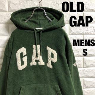 ギャップ(GAP)の90s  OLD GAP  オールドギャップ フリース パーカー メンズSサイズ(パーカー)