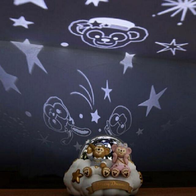 ダッフィー(ダッフィー)のディズニー ダッフィー プラネタリウム スターリードリームス 20周年 エンタメ/ホビーのおもちゃ/ぬいぐるみ(キャラクターグッズ)の商品写真