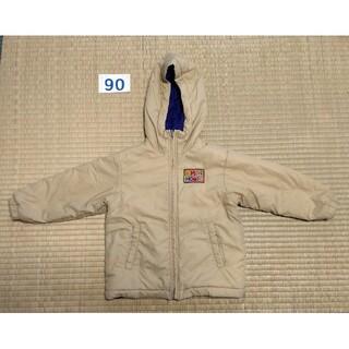 ミキハウス(mikihouse)のミキハウス 中綿ジャケット 90(ジャケット/上着)