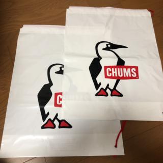 CHUMS - 非売品!チャムス ショッピングバッグx2点セット