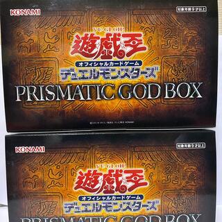 コナミ(KONAMI)のプリズマティックゴットボックス(Box/デッキ/パック)