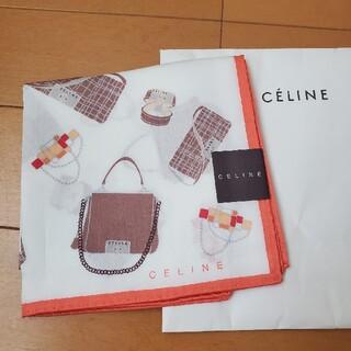celine - セリーヌ ハンカチ バッグ柄