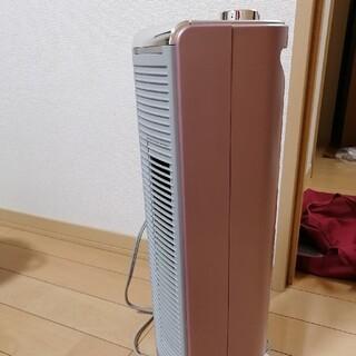 コイズミ(KOIZUMI)のコイズミ 送風機能付ファンヒーター(電気ヒーター)