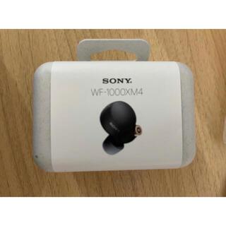 SONY - SONY WF-1000XM4 BM ソニー フルワイヤレスイヤホン ブラック