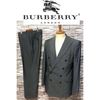 BURBERRY - 【美品】Burberry バーバリーロンドン スーツ セットアップ レトロ