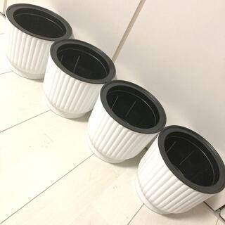 鉢 底面給水鉢 観葉植物(プランター)