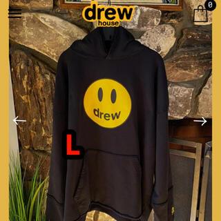 L deconstructed mascot hoodie - black(パーカー)