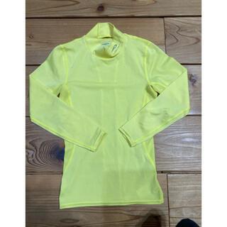 ティゴラ(TIGORA)のTIGORA アンダーシャツ 120 イエロー (Tシャツ/カットソー)