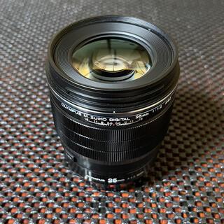 OLYMPUS - M.ZUIKO DIGITAL ED 25mm f/1.2 PRO