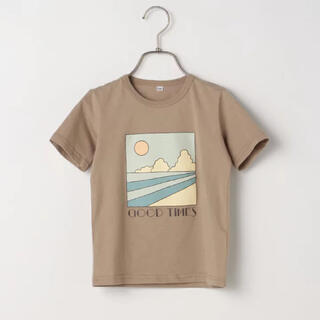 男の子 ビールーム b-ROOM グラフィックプリント半袖Tシャツ 140 新品