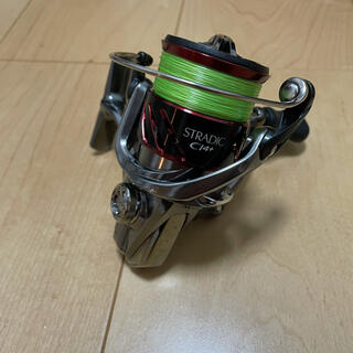 SHIMANO - ストラディック ci4+ 2500shg