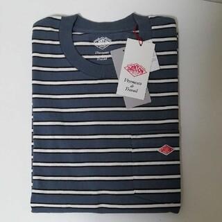 DANTON - ダントンポケットTシャツ(新品・未使用)