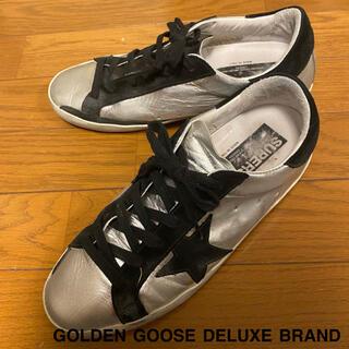 ゴールデングース(GOLDEN GOOSE)の【GOLDEN GOOSE DELUXE BRAND】39 スニーカー(スニーカー)
