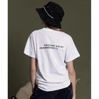 サカイ×フラグメントデザイン Tシャツ 17-01690M / 2
