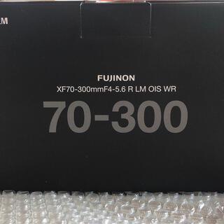 富士フイルム - 新品、未使用 フジノンXF70-300mm F4-5.6 R LM