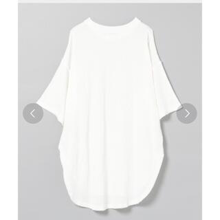 ジーナシス(JEANASIS)のジーナシス スリットありTシャツ(Tシャツ(半袖/袖なし))