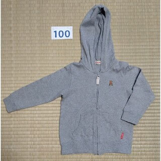 ミキハウス(mikihouse)のミキハウス パーカー 100(ジャケット/上着)