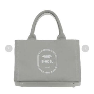 snidel - SNIDEL キャンパスエコバッグ