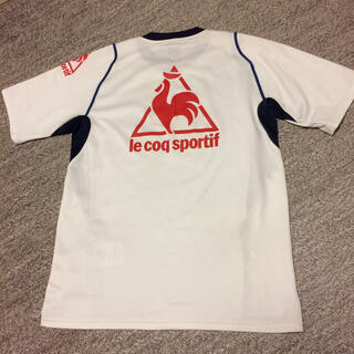 le coq sportif - ルコック  プラクティスTシャツ