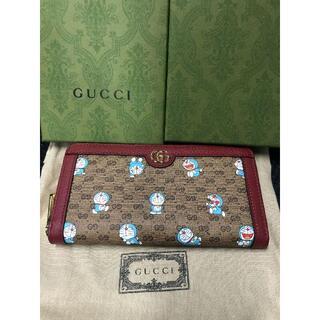 グッチ(Gucci)のグッチ × ドラえもん コラボ 長財布(財布)