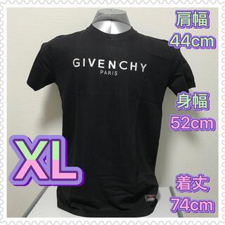 【新品・未使用】Givenchy 男女兼用 Tシャツ XL (タグ付き)