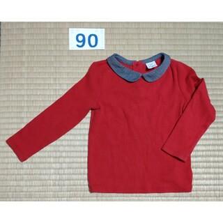 ベビーギャップ(babyGAP)のベビーギャップ トップス 90(Tシャツ/カットソー)