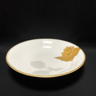 オオクラトウエン(大倉陶園)の大倉陶園 金蝕バラ フルーツ皿(食器)