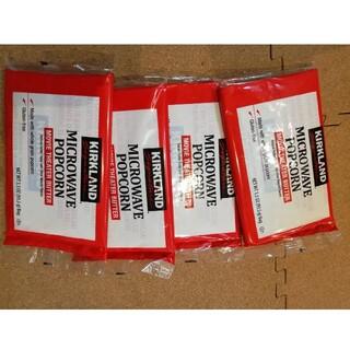 コストコ - コストコ ポップコーン 4袋 新品未開封 送料無料 ご自宅用に 簡易包装