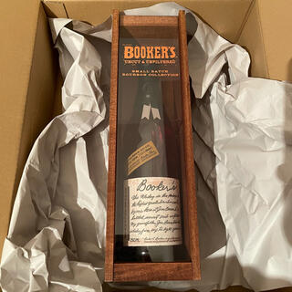 新品未開封 BOOKER'S ブッカーズ 2021 750ml 62度(ウイスキー)