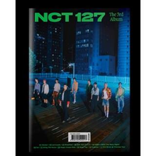 NCT127 Sticker アルバム イリチル