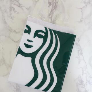 Starbucks Coffee - 【新品】台湾スターバックス サイレン トートバッグ 透明 Sサイズ