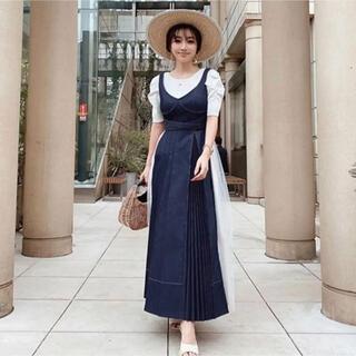 eimy istoire - eimyistoire Charme Denim Dress