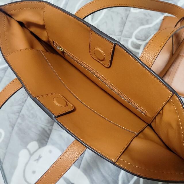 Charles and Keith(チャールズアンドキース)のチャールズアンドキース  A4サイズ キャンバス トートバッグ レディースのバッグ(トートバッグ)の商品写真