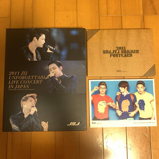 JYJ - JYJ UNFORGETTABLE LIVE CONCERT IN JAPAN