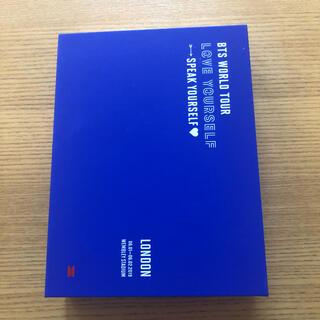 防弾少年団(BTS) - BTS  SYS ロンドン DVD