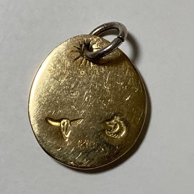 goro's(ゴローズ)のtady&king K18 メタル メンズのアクセサリー(ネックレス)の商品写真