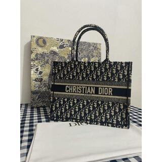 クリスチャンディオール(Christian Dior)のDior  ディオール極美品ハンドバッグ (トートバッグ)