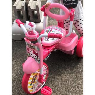 ハローキティ - 三輪車 ハローキティ