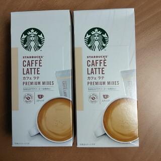 Starbucks Coffee - スターバックスプレミアムミックスカフェラテ スティックコーヒー