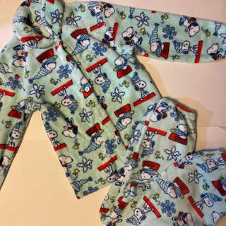 スヌーピー(SNOOPY)のスヌーピー ふわもこパジャマ 150(パジャマ)