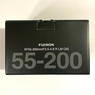 富士フイルム - メーカー保証残あり FUJIFILM  XF55-200