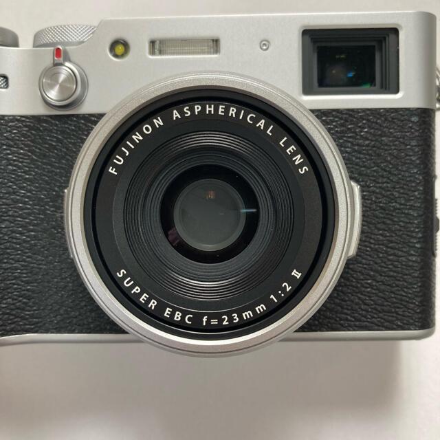 富士フイルム(フジフイルム)のFUJIFILM  X100V スマホ/家電/カメラのカメラ(コンパクトデジタルカメラ)の商品写真