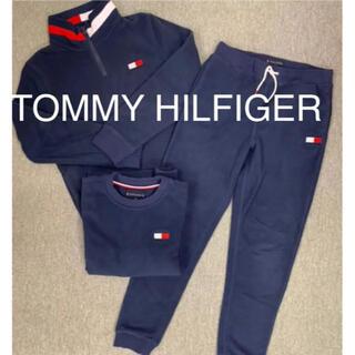 トミーヒルフィガー(TOMMY HILFIGER)の《美品》TOMMY HILFIGER 3点セット 152(ジャケット/上着)