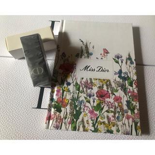 Dior - Dior ディオール Miss Dior イベント限定 ノート&リップケース